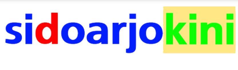 Berita Sidoarjo Hari Ini - Sidoarjokini.com
